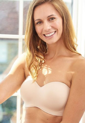 Olivia Strapless Post Surgery  Bra